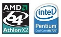 Budget gevecht: AMD Athlon X2 BE-2300/50 vs. Intel Pentium E2140/60