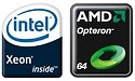 New quad core server CPUs: AMD Barcelona vs. Intel Harpertown