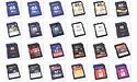 25 SD-geheugenkaarten van 16 GB of meer vergelijkingstest