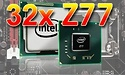 32 Intel Z77 motherboards tested with Ivy Bridge processors