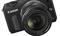 Canon EOS M systeemcamera preview
