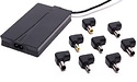 Round-up of 74 laptop power adapters: original or universal?