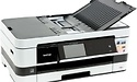 Brother MFC-J4510DW: printen in landschapmodus