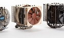 33 CPU cooler group test: cool, quiet and both