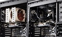 Air and liquid cooling test: what creates better air flow?