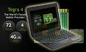 Nvidia Tegra 4: the first benchmarks