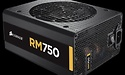 Corsair RM Series 750W PSU review: affordable perfection