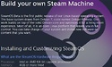 Steam Machine workshop: aan de slag met SteamOS