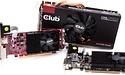 Club 3D Radeon R7 240 / 250 / 265 review: betaalbare kaarten van Nederlandse bodem
