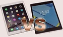 Apple iPad Air 2 vs. HTC Nexus 9 review