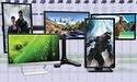 21x 22-inch monitoren review: kleinbeeld carrousel