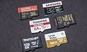 MicroSD memory cards review: 48 models compared
