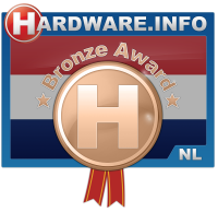 Hardware.Info Bronze Award