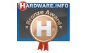Hardware.Info Bronze Award