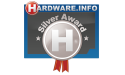 Hardware.Info Silver Award