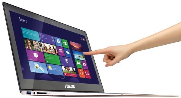 De ASUS UX31 met touch: één van de mooiste Windows 8 Ultrabooks die je kan kopen