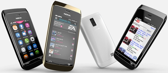 Nokia Asha 310 moet budgetsegment gaan veroveren