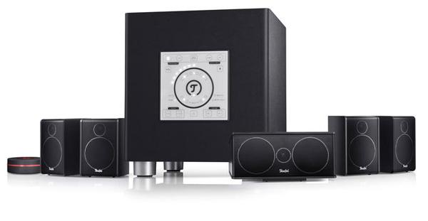 teufel concept e 5 1 speakerset met bluetooth hardware. Black Bedroom Furniture Sets. Home Design Ideas