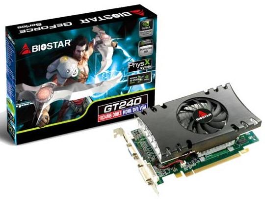 Geforce GT 240m драйвер