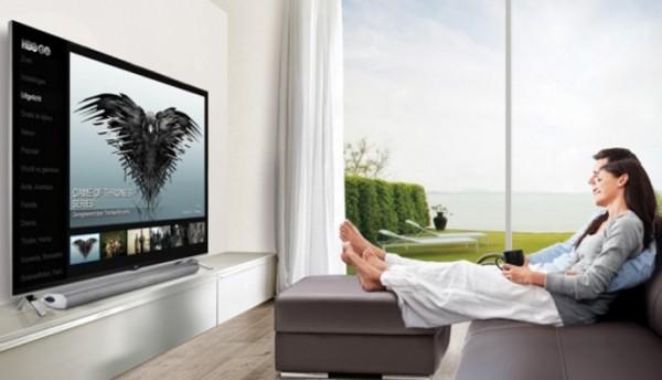 HBO GO op Smart TV door samenwerking met LG | Hardware ...