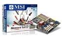 """""""Memory Lover"""" moederbord van MSI"""