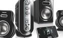Philips luidsprekers met losse versterker