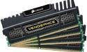 Corsair brengt nieuwe quad-channel DDR3-kits uit