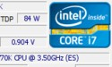 Intel Core i7 4770K overclocked to 5.0 GHz at just 0.9 volts
