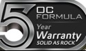 ASRock provides 5 years of warranty on Z87 OC Formula motherboards with waterproof Conformal Coating
