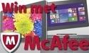 Wees waakzaam en win met McAfee: ASUS MeMo Pad FHD10 of ASUS Transformer Book T100