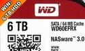 WD Red nu in 5 en 6 TB beschikbaar - win een 6TB WD Red!