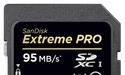 Sandisk introduceert 512 GB Extreme Pro SDXC-kaart