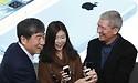 Apple verwikkeld in Chinees patentendispuut omtrent design iPhone 6