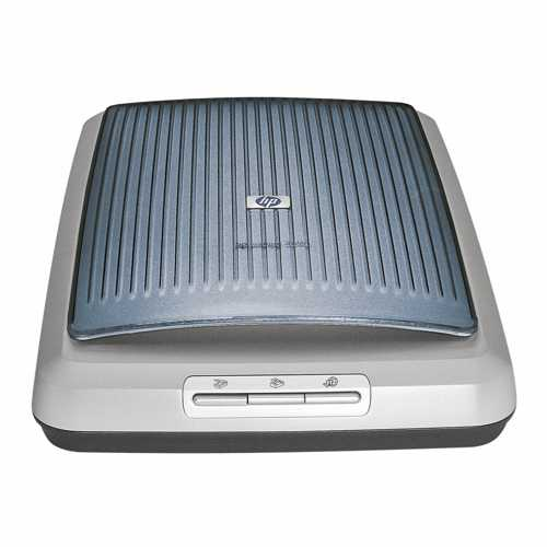 Драйвера для сканера HP Scanjet G2410