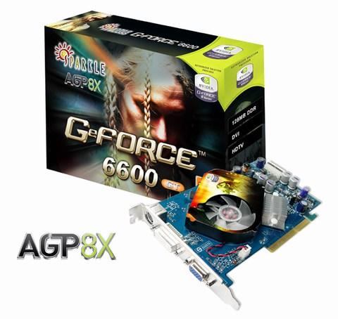 6600 gt agp: