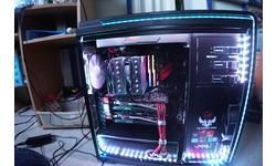 tijdelijk RGB game PC
