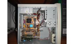 Retro pc - Voodoo5 5500, PIII 1400-S, 768MB, 120GB