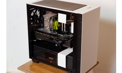 NZXT H400i Game systeem