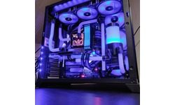 Lian li custom loop