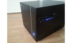 Woonkamer HTPC / server