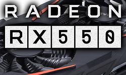 AMD Radeon RX 550 3d-chip - Hardware Info