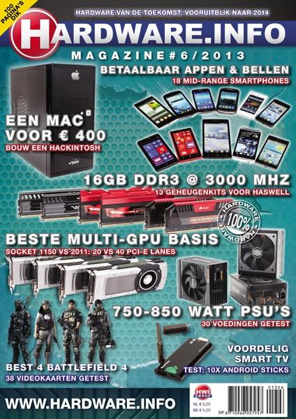 Hardware.Info Magazine #6/2013 - neem nu een abonnement!