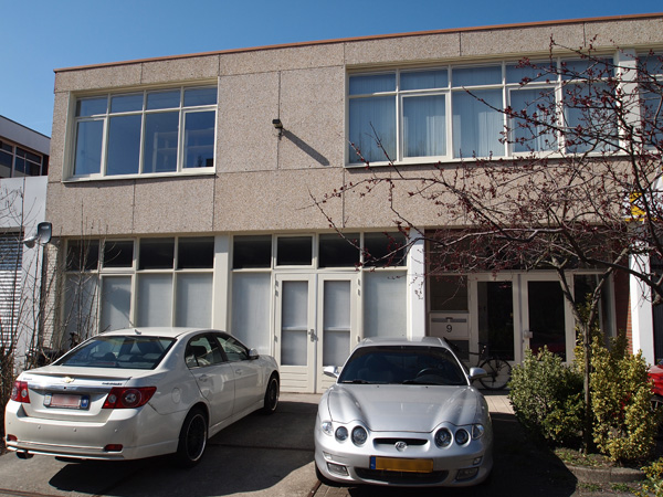 Het kantoor van Hardware.Info in Voorburg