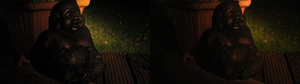 60D ISO 6400 kit 4.0 LINKS en G10 23 dB 2.8 RECHTS