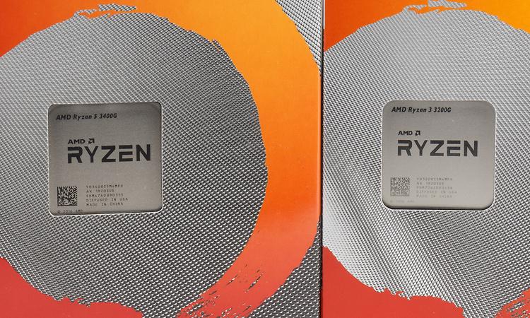 AMD Ryzen 3 3200G & Ryzen 5 3400G review: wel Ryzen 3000, geen '3rd