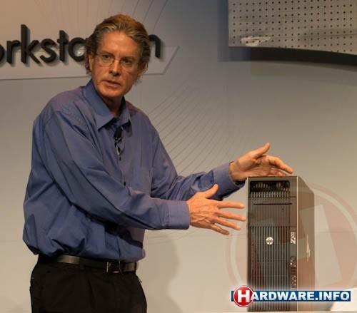 HP Workstations Z420, Z620 en Z820 preview - Hardware Info