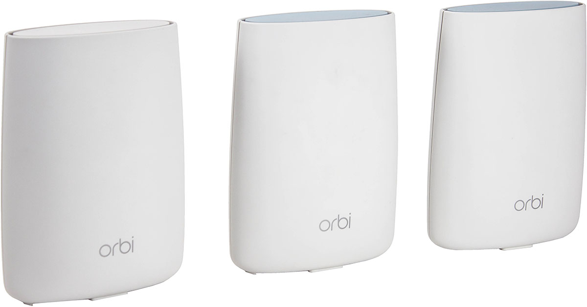 Multi-room wifi router mesh