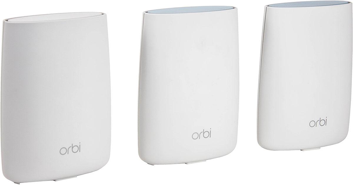 Multi-room wifi router mesh