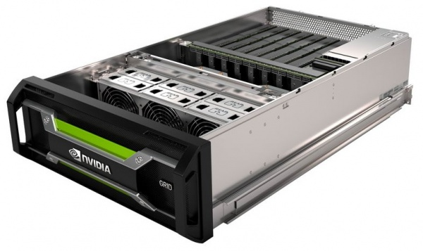 Nvidia s grid is a turn key solution hardware and software