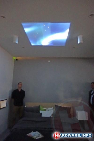 IFA: Sony Life UX - Sony\'s huis van de toekomst - Slaapkamer